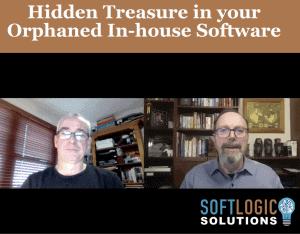 6. Graeme Perrins - Hidden Treasure in your Orphaned Software