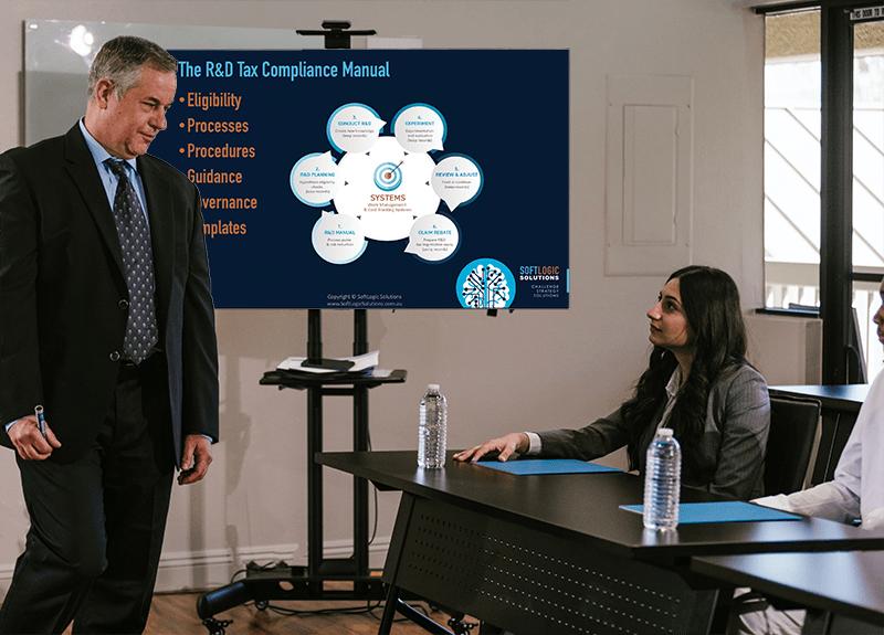 Presentation on Monitor